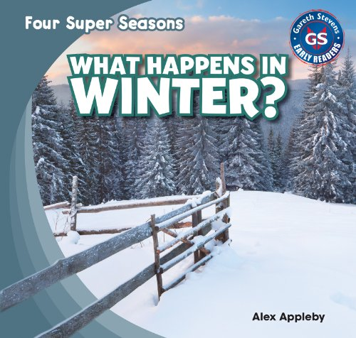 9781482401141: What Happens in Winter? (Four Super Seasons)