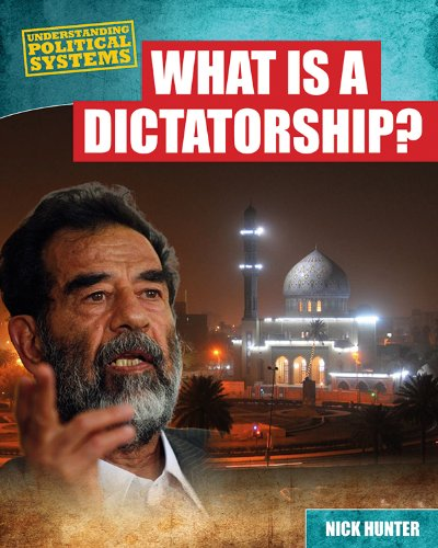 9781482403114: What Is a Dictatorship? (Understanding Political Systems)