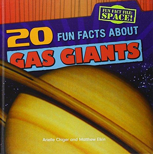 9781482410013: 20 Fun Facts About Gas Giants (Fun Fact File)