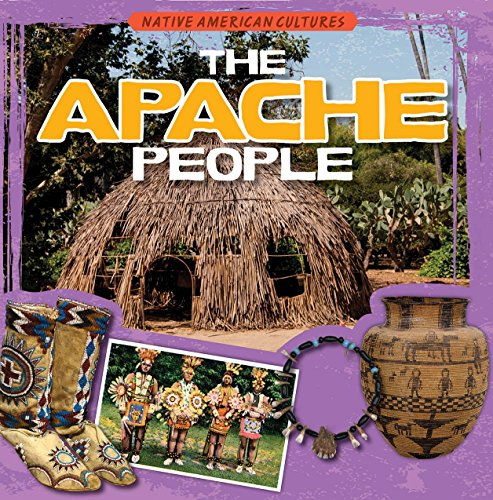The Apache People (Native American Cultures): Harasymiw, Mark J
