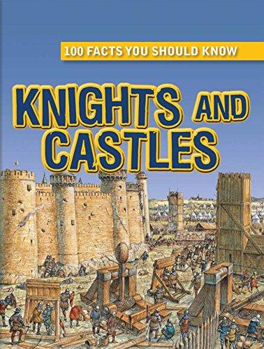 Knights and Castles (100 Facts You Should Know): Walker, Jane