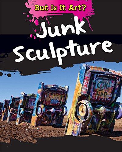 Junk Sculpture ( but is it Art?: Alix Wood