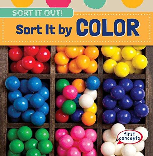 9781482425659: Sort It by Color (Sort It Out!)