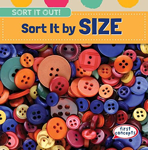 9781482425734: Sort It by Size (Sort It Out!)