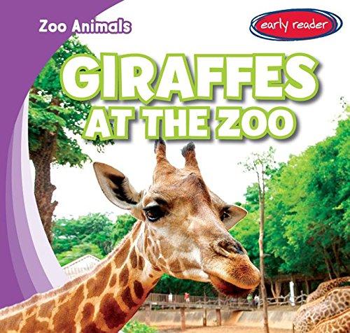 9781482425956: Giraffes at the Zoo (Zoo Animals)