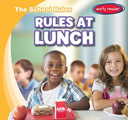 9781482426373: Rules at Lunch (School Rules)