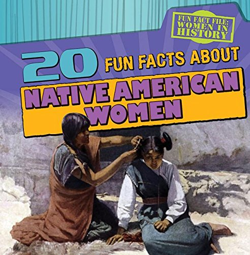 20 Fun Facts about Native American Women (Fun Fact File: Women in History): McAneney, Caitie