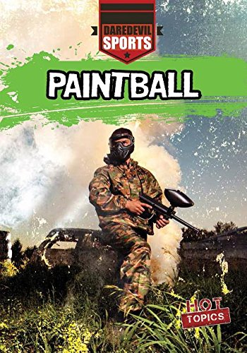 9781482429923: Paintball (Daredevil Sports)