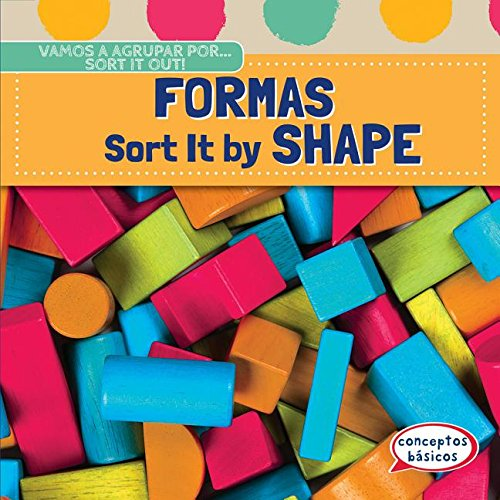 9781482432176: Formas / Sort It by Shape (Vamos a Agrupar Por... / Sort It Out!) (English and Spanish Edition)