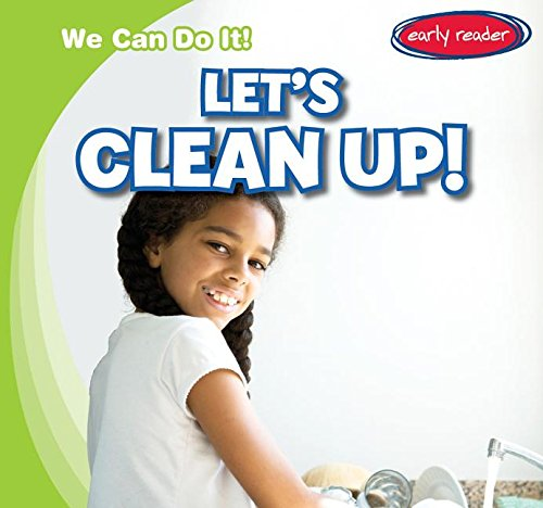 9781482438130: Let's Clean Up! (We Can Do It!)