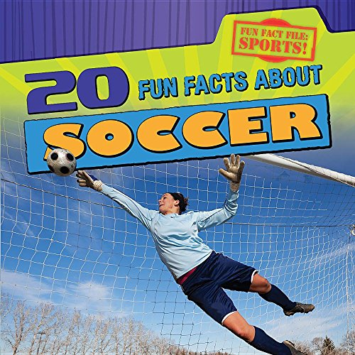 9781482440089: 20 Fun Facts About Soccer (Fun Fact File: Sports!)