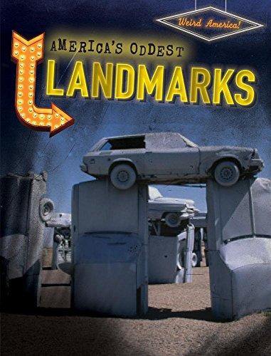 America's Oddest Landmarks: Machajewski, Sarah