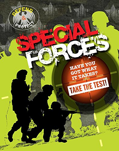 9781482441154: Special Forces (Defend and Protect)