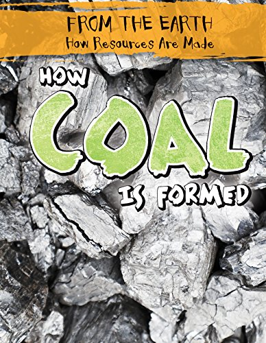 9781482447033: How Coal Is Formed (From the Earth: How Resources Are Made)