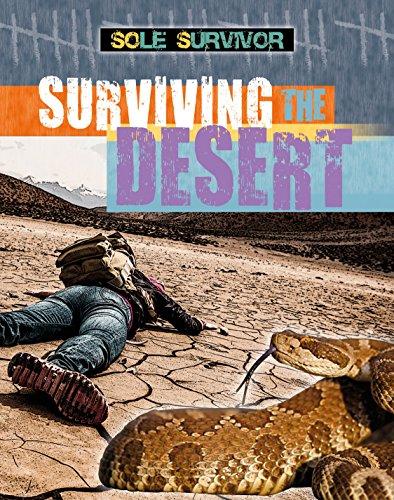Surviving the Desert (Paperback): Robyn Hardyman