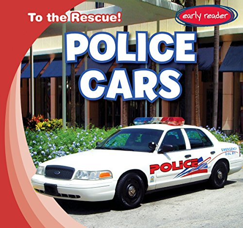 9781482452020: Police Cars (To the Rescue!)