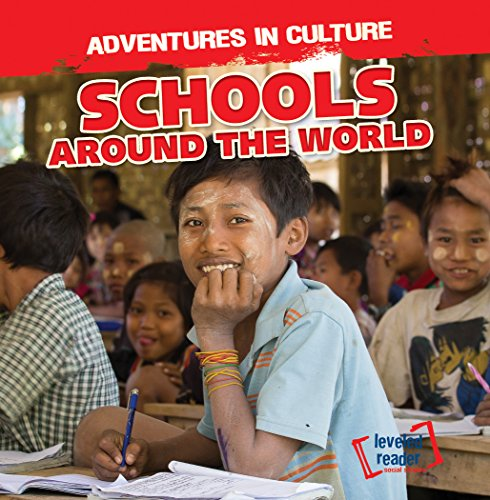 9781482455892: Schools Around the World (Adventures in Culture)