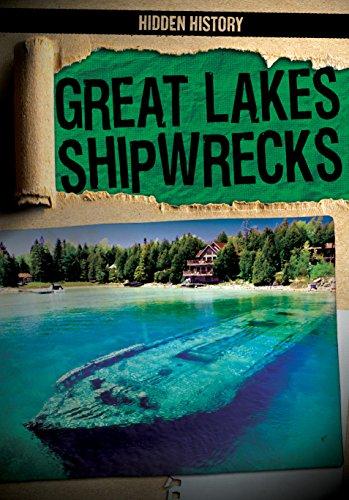 9781482457988: Great Lakes Shipwrecks (Hidden History)