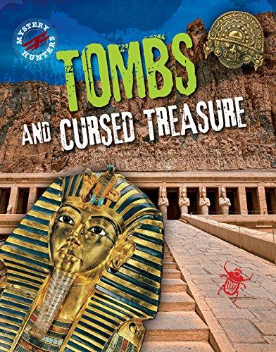 Tombs and Cursed Treasure (Mystery Hunters): Robyn Hardyman