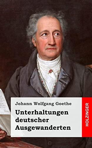 9781482500417: Unterhaltungen deutscher Ausgewanderten