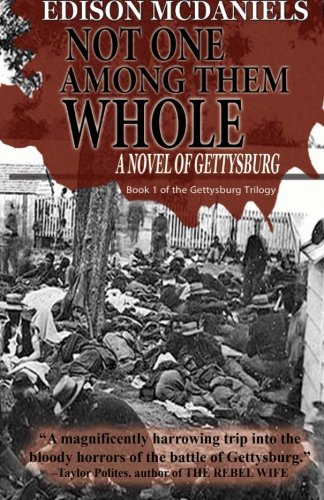 9781482505160: Not One Among Them Whole: A Novel of Gettysburg
