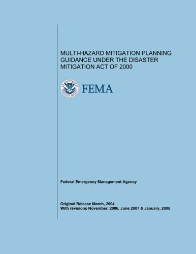 9781482506174: Multi-Hazard Mitigation Planning Guidance Under the Disaster Mitigation Act of 2000