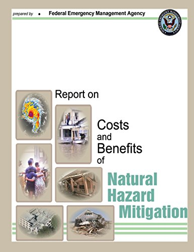 9781482512090: Report on Costs and Benefits of Natural Hazard Mitigation