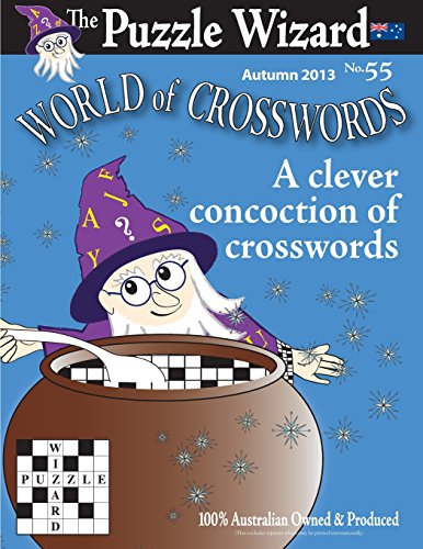 World of Crosswords No. 55: The Puzzle Wizard