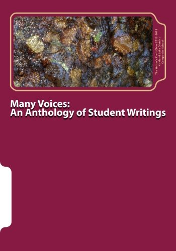 Many Voices: An Anthology of Student Writings