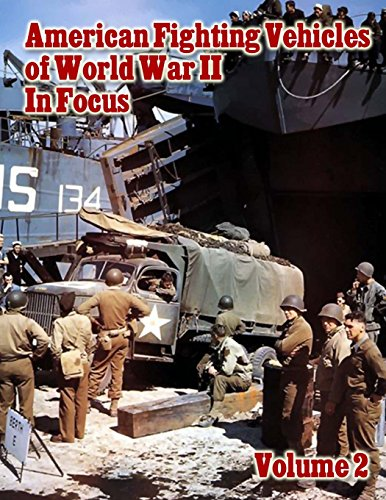 9781482521290: American Fighting Vehicles of World War II in Focus Vol 2