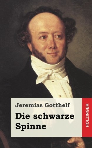9781482522266: Die schwarze Spinne (German Edition)