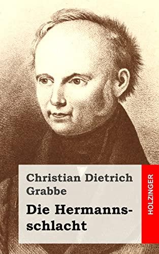 Die Hermannsschlacht (Paperback): Christian Dietrich Grabbe