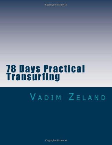 9781482524895: 78 Days Practical Transurfing