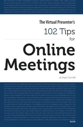 9781482527988: 102 Tips for Online Meetings