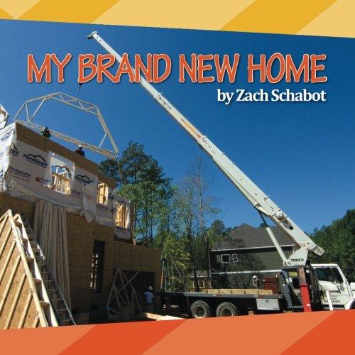 9781482532388: My Brand New Home