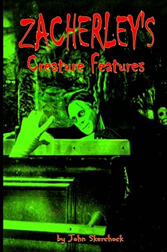 9781482536546: Zacherley's Creature Features