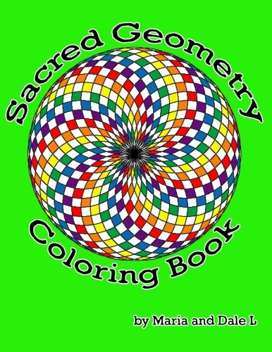 9781482537543: Sacred Geometry Coloring Book