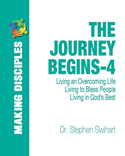 9781482541489: The Journey Begins: A 12-Week Adventure in Personal Discipleship