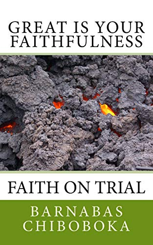 9781482549614: Great is Your Faithfulness: Faith on trial through a Pituitary Tumour