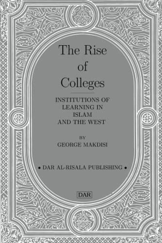 9781482549829: The Rise of Colleges
