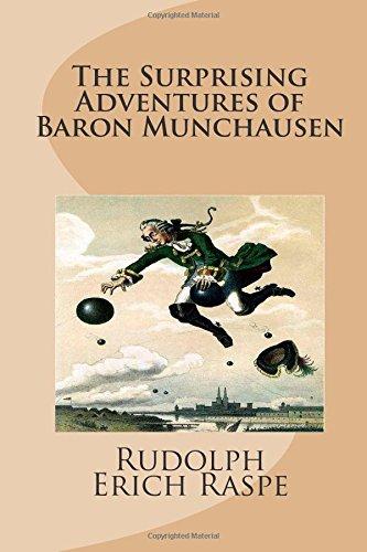 9781482557022: The Surprising Adventures of Baron Munchausen