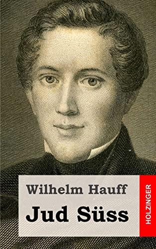 Jud Süss German Edition: Wilhelm Hauff