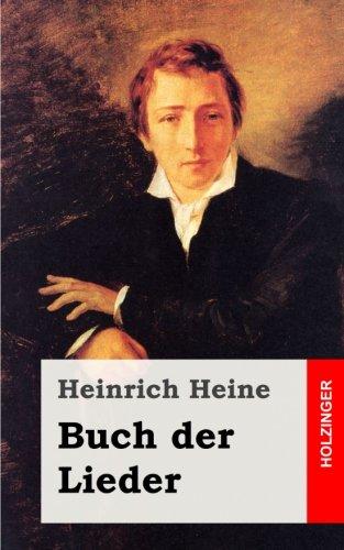 9781482558005: Buch der Lieder (German Edition)