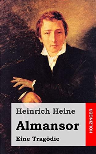 9781482558081: Almansor: Eine Tragödie (German Edition)