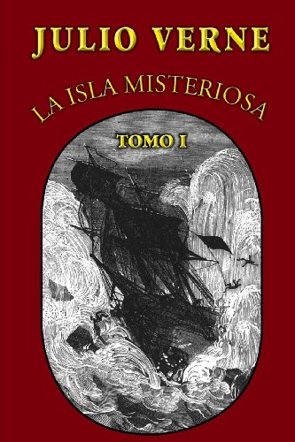 9781482559057: La isla misteriosa (Tomo 1)