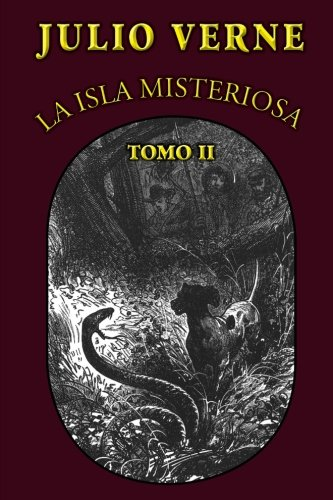 9781482559415: La isla misteriosa (Tomo 2) (Spanish Edition)
