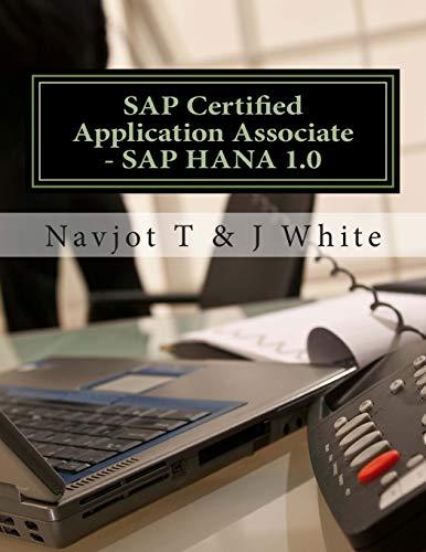 9781482566284: SAP Certified Application Associate - SAP HANA 1.0