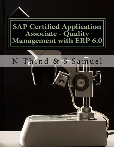 9781482573190: SAP Certified Application Associate - Quality Management with ERP 6.0