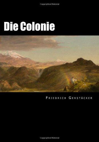 9781482574005: Die Colonie