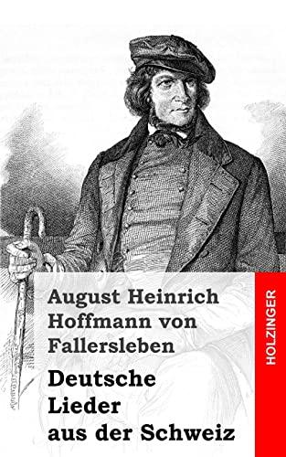 9781482579666: Deutsche Lieder aus der Schweiz